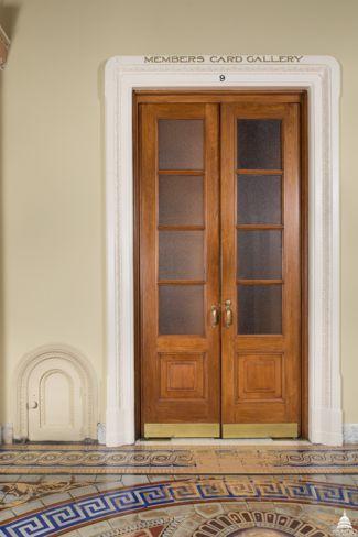 puertas de madera contras