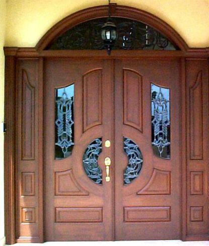 puertas antiguas de madera segunda mano