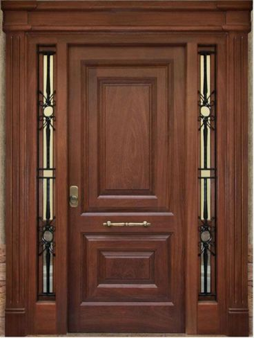 puertas antiguas de madera interiores