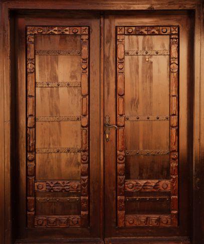 puertas de madera pros