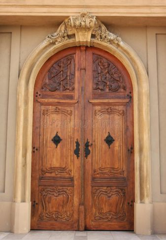 puertas antiguas de madera para restaurar