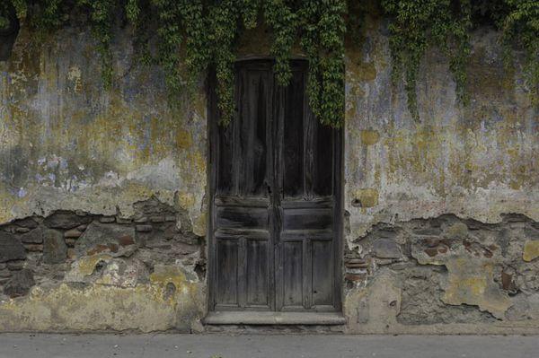 puertas antiguas para decoracion