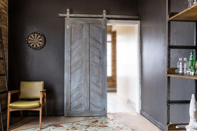puertas corredizas de madera para baño