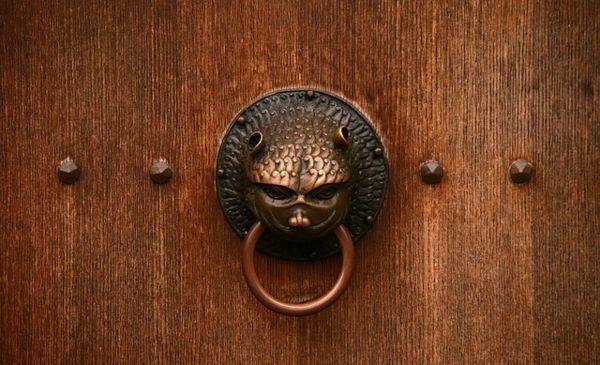 que hacer con puertas de madera viejas