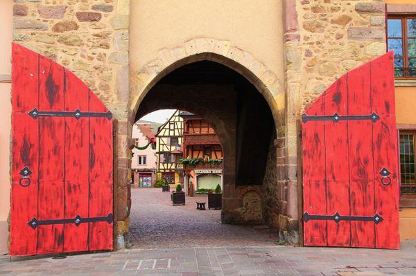 puertas de madera viejas en venta