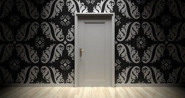 Puertas de madera modernas interior nuevas