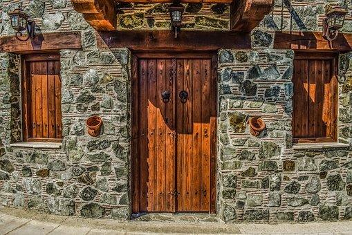 Puertas Antiguas De Madera Julio 2019