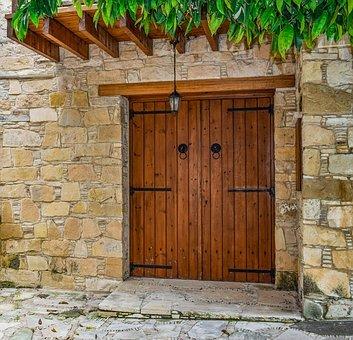 Puertas r sticas de madera agosto 2019 - Puerta rustica exterior ...