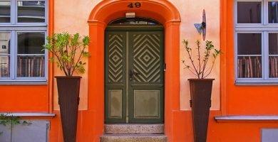 puertas de calle modernas baratas