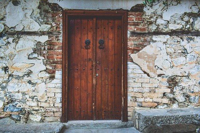 venta de puertas de madera usadas