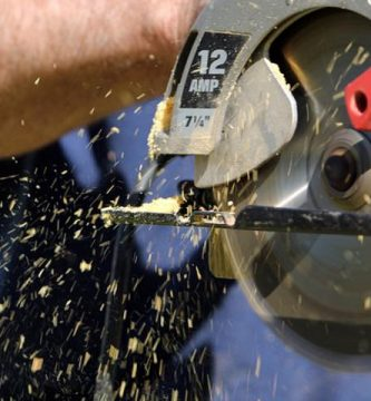 heramineta cortar madera