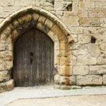 puertas especiales de madera