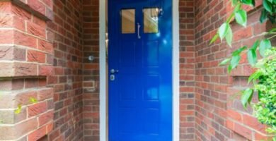 puerta 8 paños