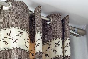 cortinas de lana