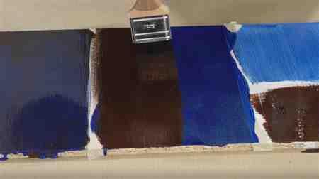 claves pintar madera _ acrílica o sintética